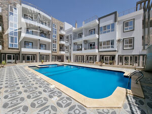 Ready apartments in Magawish Resort