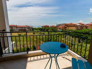 Big 52 sq. m. studio with Sea View in Domus Extra