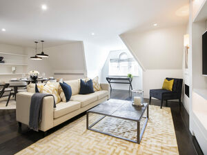 Apartment to Rent in Mayfair, London