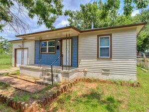 Beautiful 2 Bed 1 bathroom home for sale in Oklahoma City