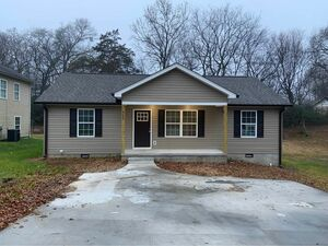 Brand new 3 bed 2 baths house for rent in Dalton