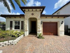 Beautiful 4 beds 2 baths house for rent in Homestead