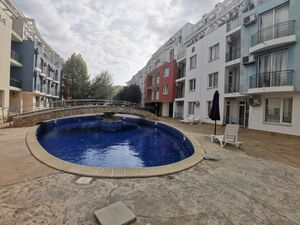 1 BED ground floor apartment in Sunny day 3 (Sunny beach)