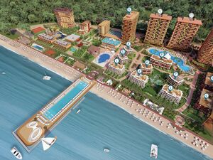 Apartment in Dreamland Oasis - the first premium residential