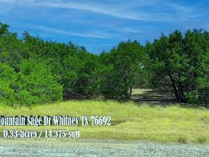 Absolute Jewel of Lake Whitney, a 0.33 acre Lot
