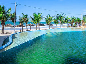 Villa PLOT is available for sale in The Coral - Brazil