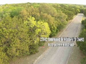 Sunny, private a White Bluff Vacant Lot, Financing Available
