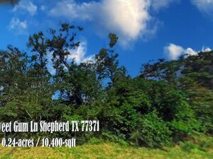 0.24 acre vacant lot in beautiful subdivision