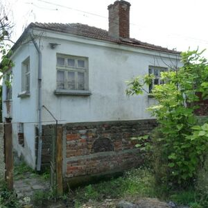 For sale two-storey house in a village 30 km from the sea