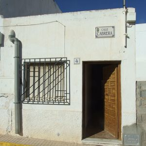 Village House for Sale in Turre