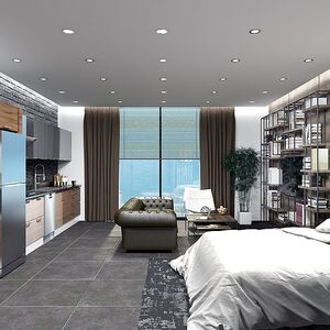 Stunning City Center Apartments - From £38,000 Total Cost