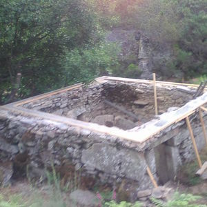 Ruin of old Water Mill under renovation for sale € 29,000