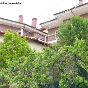 Flat for sale in central Italy, old village 80 Km from Rome