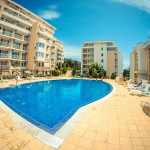 SEA VIEW studio in Imperial Fort, Grand Resort, Saint Vlas