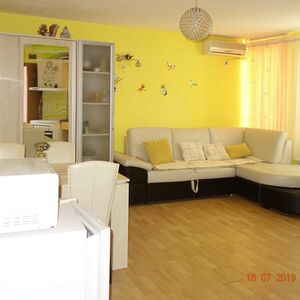 1 BED apartment in St. Vlas resort, sea views