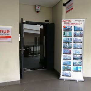 Furnished Serviced Office and Meeting Room, Plaza Arkadia
