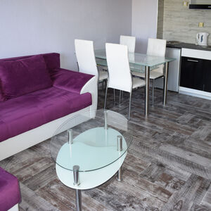 Modern 1 BED apartment in Sunny beach, not far from the sea