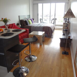 Studio for rental in Palermo Soho Buenos Aires Argentina