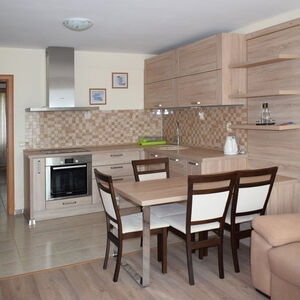 Luxurious apartment with a sea view in Balchik seaside town