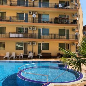 Studio with pool view for sale in Amadeus 19, Sunny Beach