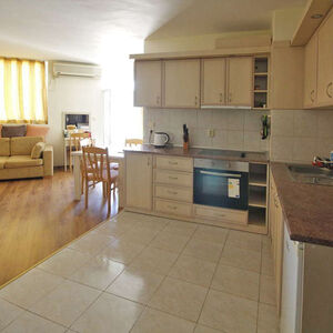 Large studio apartment in the center of Sunny beach