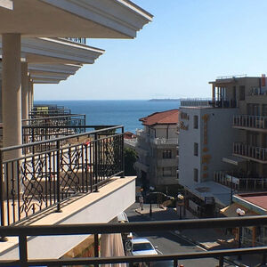 """1 bedroom apartment with sea view in """"Villa Kalabria"""""""