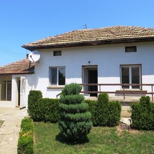 A partly renovated 1 /2/ bedrooms house
