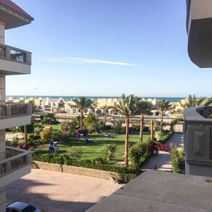 Apartment with sea view in El Aheya area