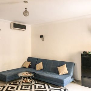 1 bedroom apartment for sale in compound with a pool