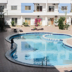 1 bedroom apartment in a residential compound