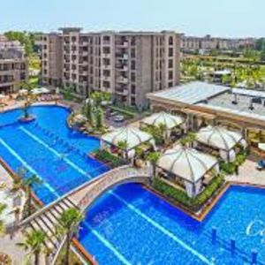 APARTMENT IN SUNNY BEACH. COMPLEX WITH 9 POOLS