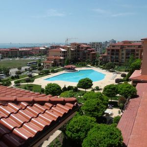 CHEAP 1 BED WITH SEA VIEW.  BRAND NEW