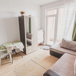 For sale is a studio with balcony in Sunny Day 6 Sunny Beach
