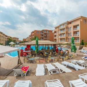 1-bedroom apartment in Sunny Day 6, Sunny Beach