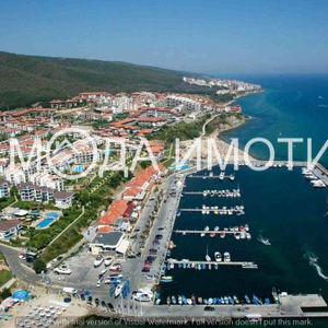 Top offer!One bedroom apartment with sea view in Saint Vlas!