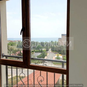 New one bedroom apartment with sea view in Saint Vlas!