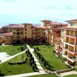 One bedroom apartment with sea view in Saint Vlas!