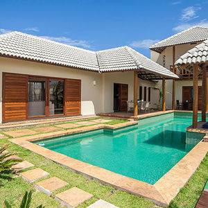 Villa plot is available for sale in The Coral Resort