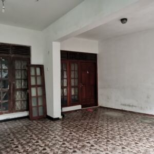 Fully Tiled Downstairs house for rent - Near Mount Lavinia P