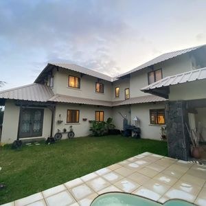 For Rent Majestic Villa in Gros Bois (Mauritius)