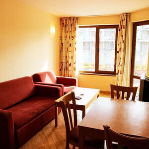 Furnished 1-bedroom apartment in Golden Dreams, Sunny Beach