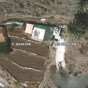 Big plot in La Gomera
