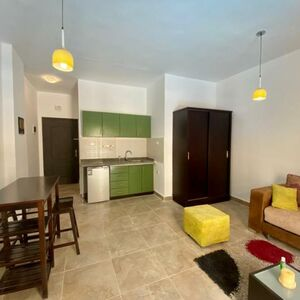 Fully furnished studio for sale in compound Sky 2