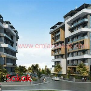 New Alanya Apartments for Sale in Turkey
