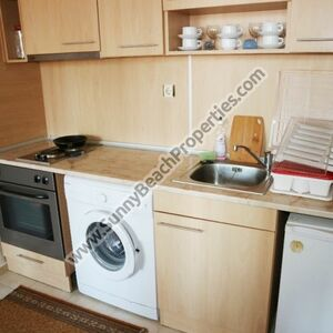 Furnished 1-BR flat for sale Sunny day 3 Sunny beach BG
