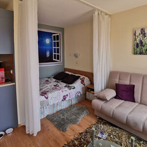 Sea view apartment in Chateau Aheloy (Black sea)