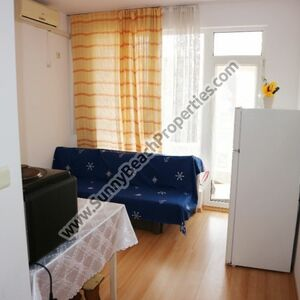 Furnished studio for sale in Sunny day 6 Sunny beach