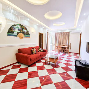 Furnished 2 beds in Magawish
