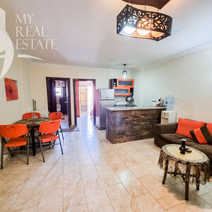 Furnished 1 bedroom apartment in Nile Palace