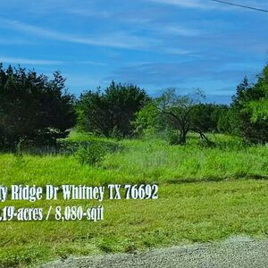 Own a Part of Beautiful Lake Whitney - TX 76692